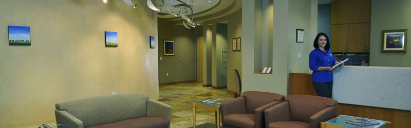 Office at Digestive Health Arizona